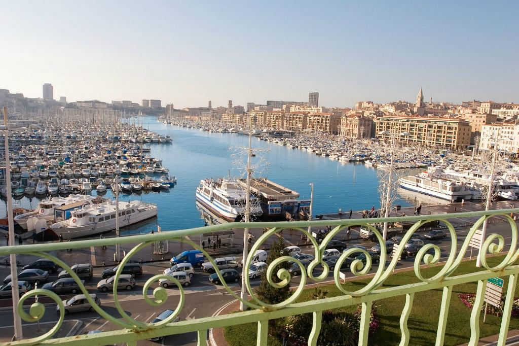 Hotel Alizé Marseille - Vieux Port