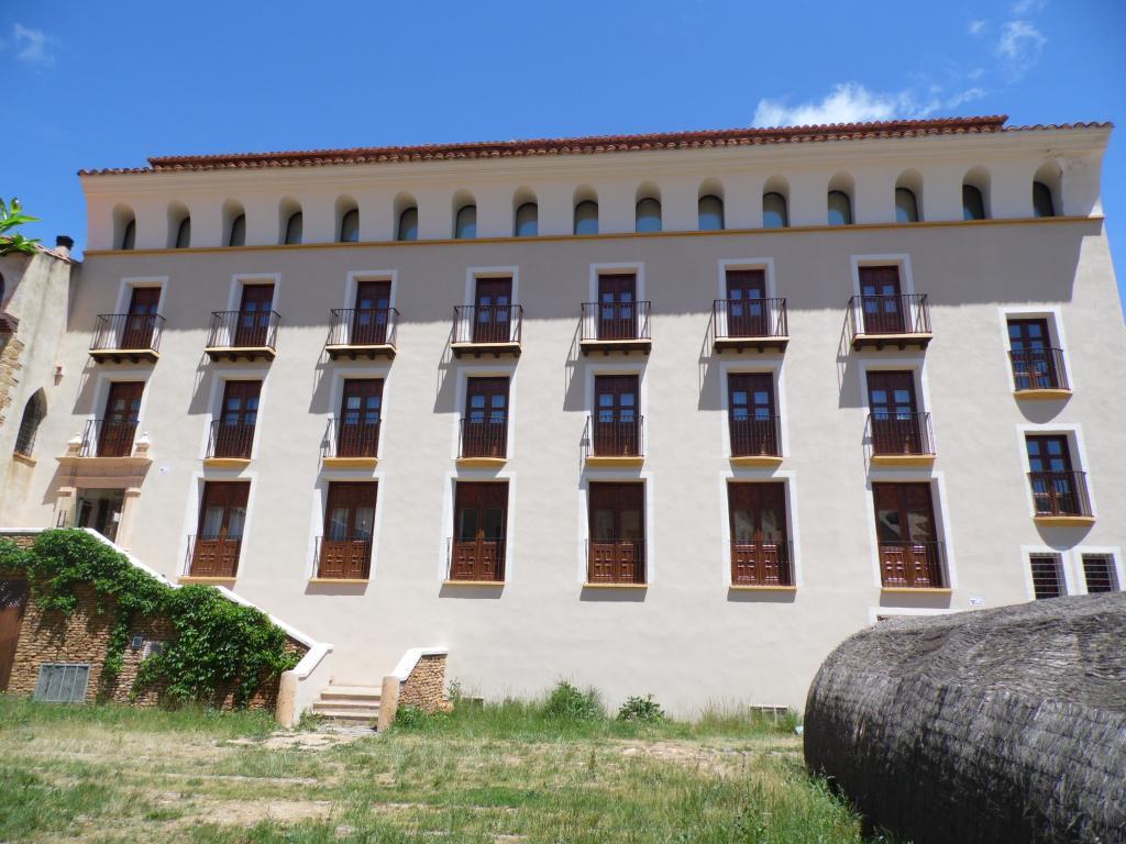 Hospederia Palacio Iglesuela del Cid
