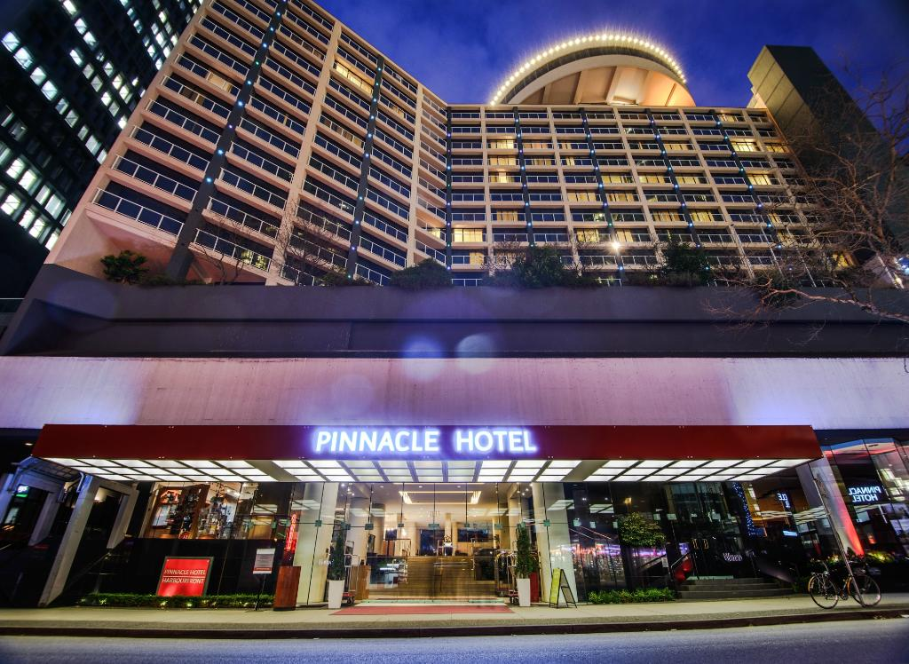 ‪Pinnacle Hotel Vancouver Harbourfront‬