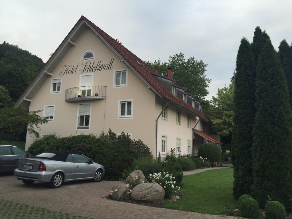 Hotel Schlossmatt