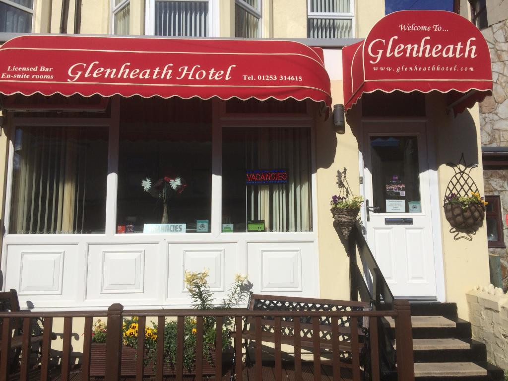 Glenheath Hotel Blackpool