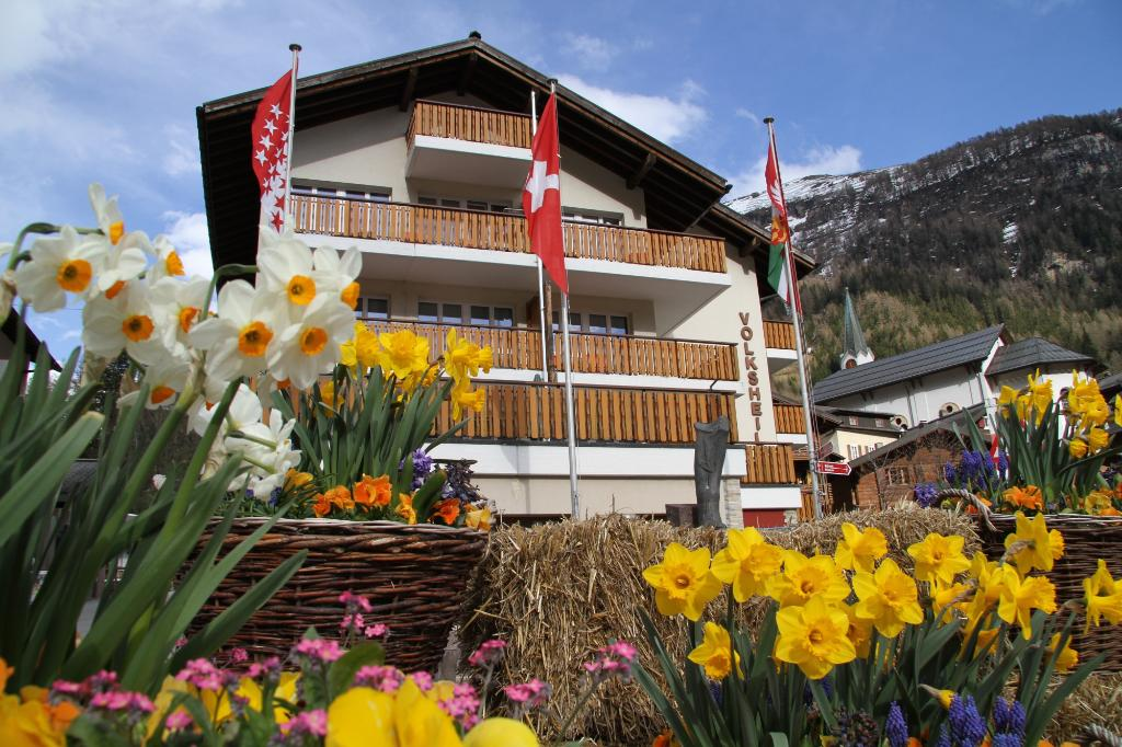 Kur & Ferienhaus Volksheilbad