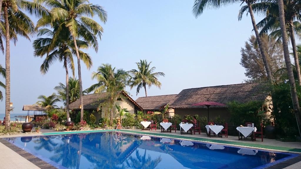 Diamond Ngapali Hotel