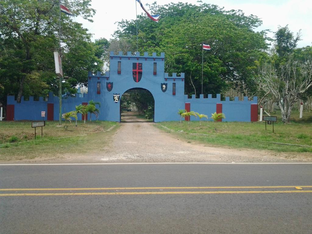 Hotel Castillo Azul