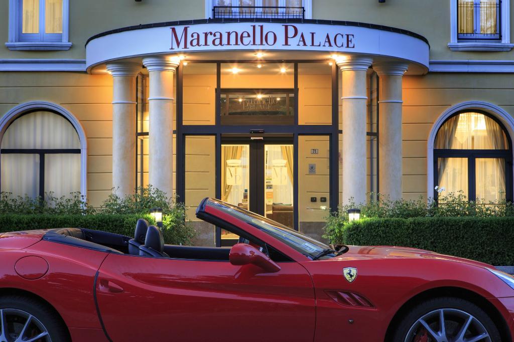 マラネッロ パレス ホテル