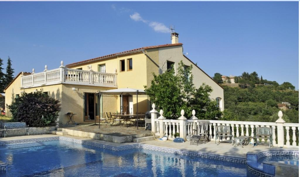 Hideaway Holidays Ceret B&B