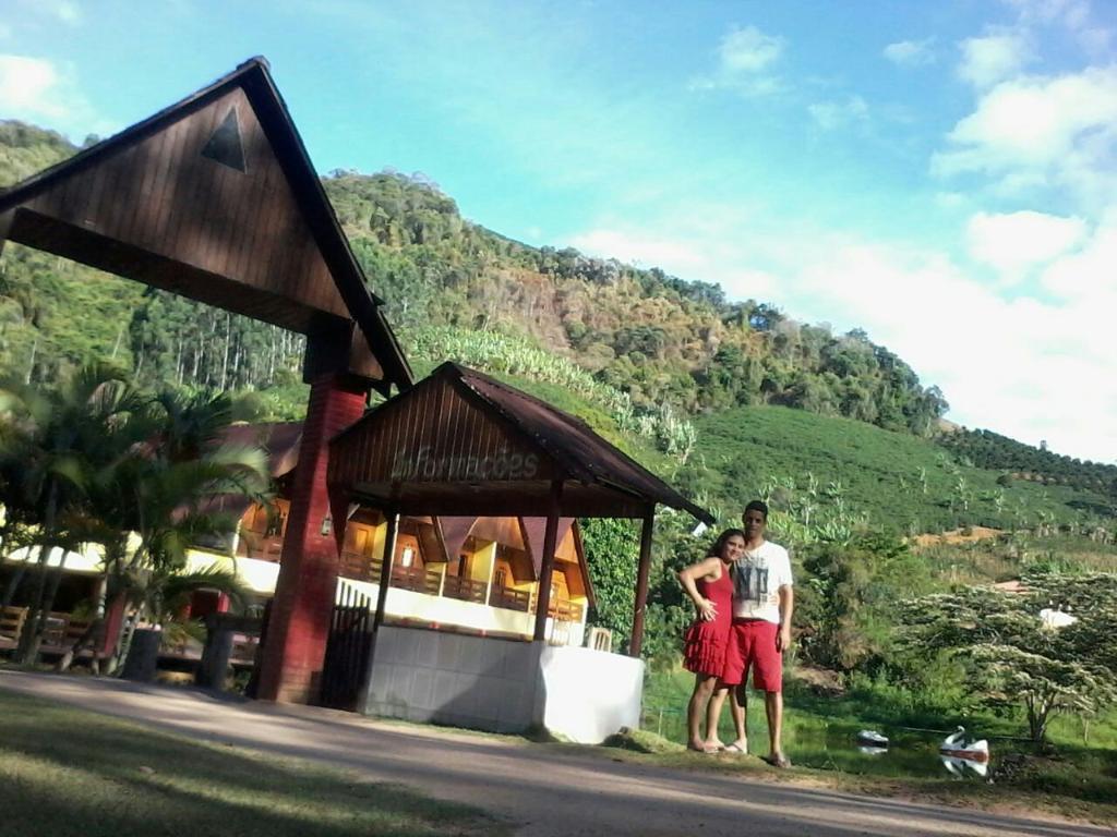 Pousada Vale Das Cachoeiras