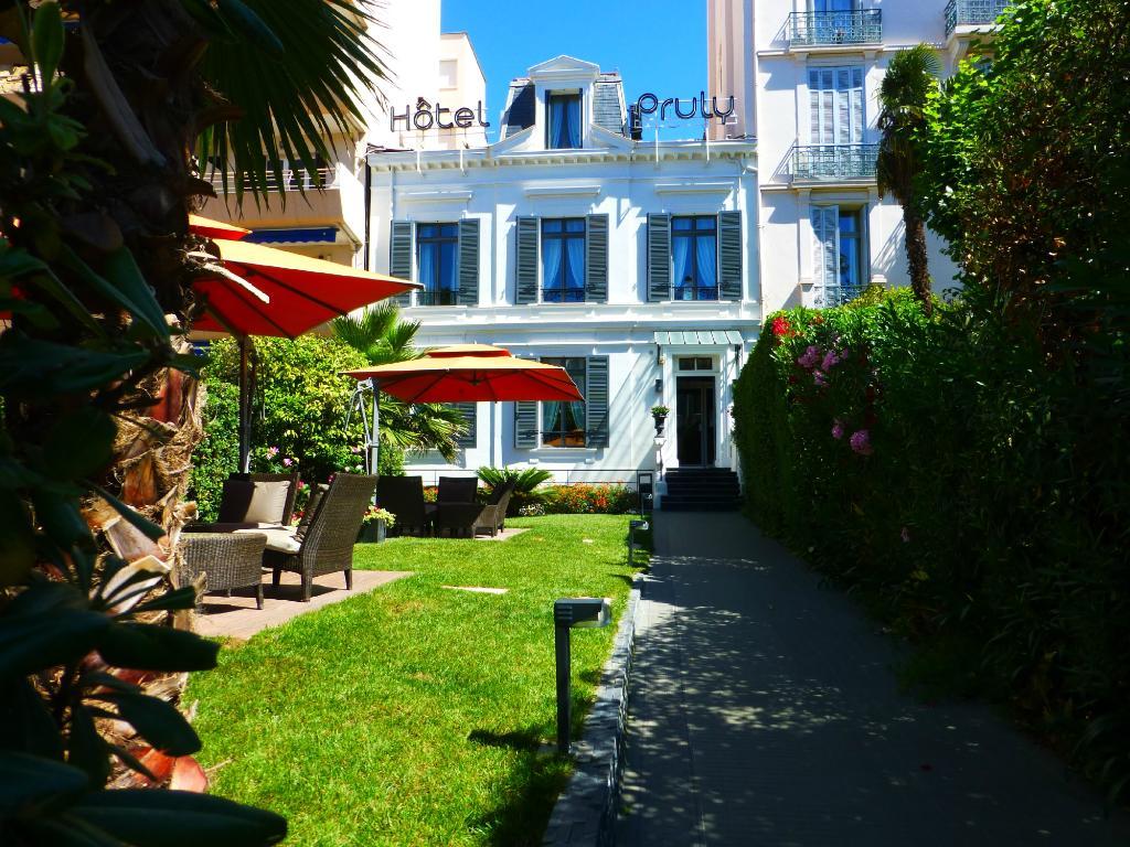 Hôtel Pruly