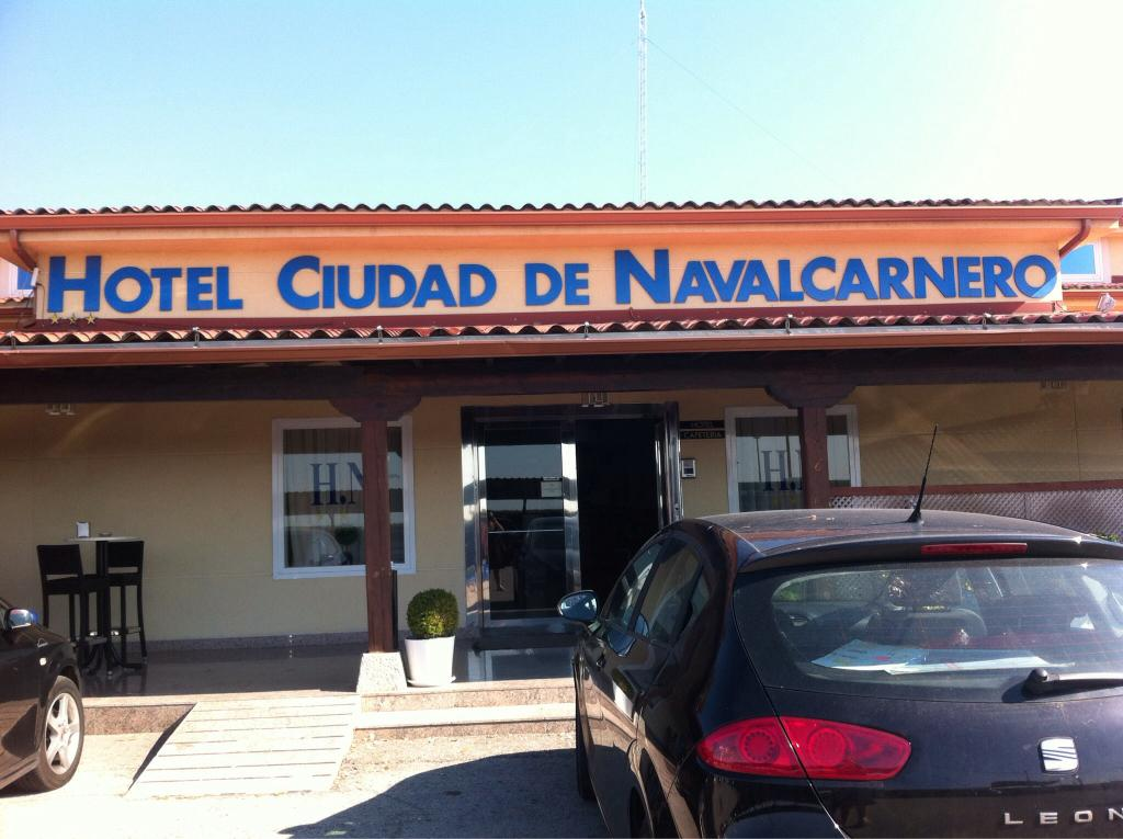 호텔 시우다드 데 나발카르네로