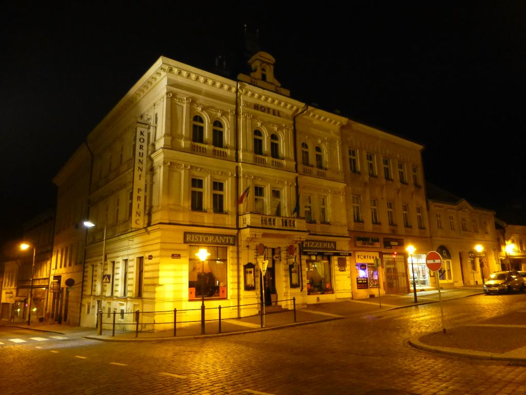 Hotel Korunni Princ
