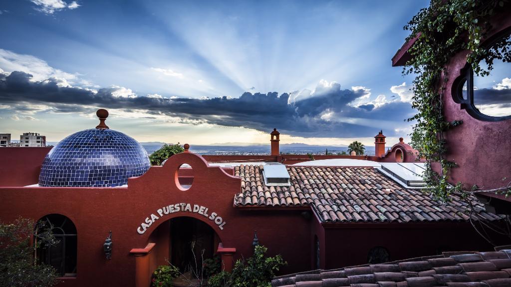 Casa Puesta Del Sol