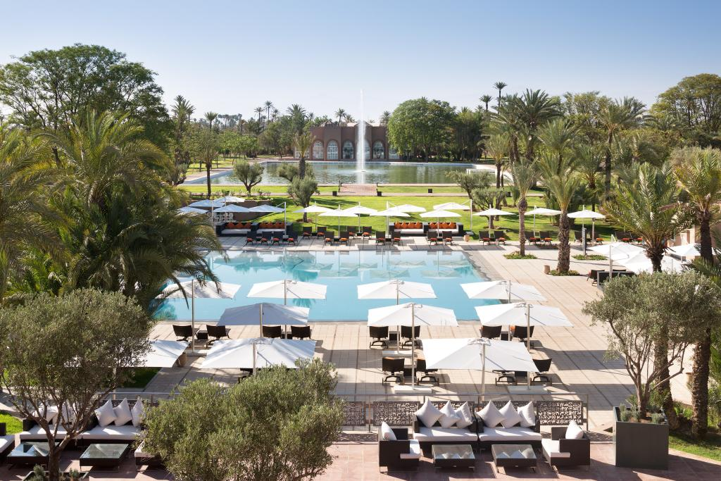‪Pullman Marrakech Palmeraie Resort and Spa‬