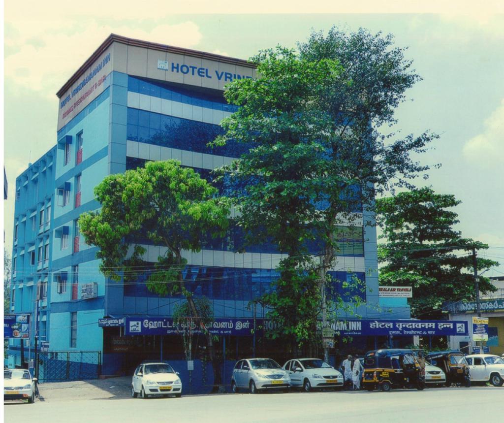 Hotel Vrindhavanam Inn