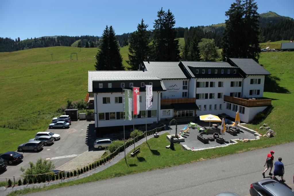 Hotel Cristal Flumserberg