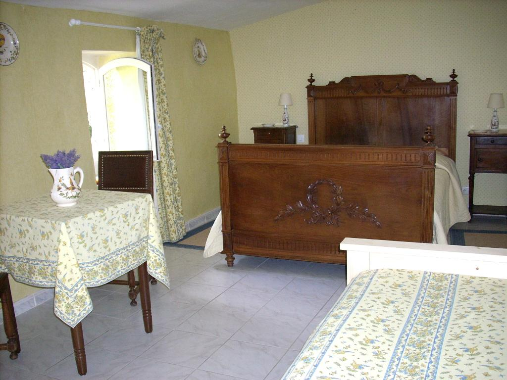 L'Oustaou di Barri Bed and Breakfast