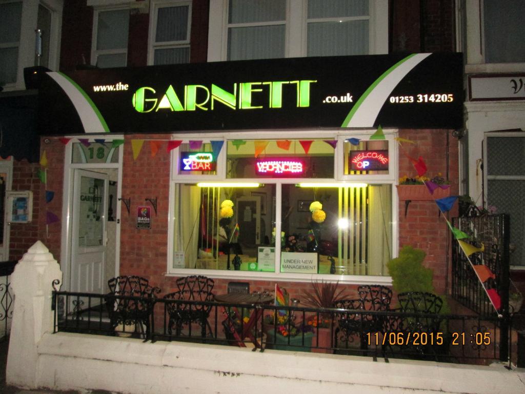 加內特飯店