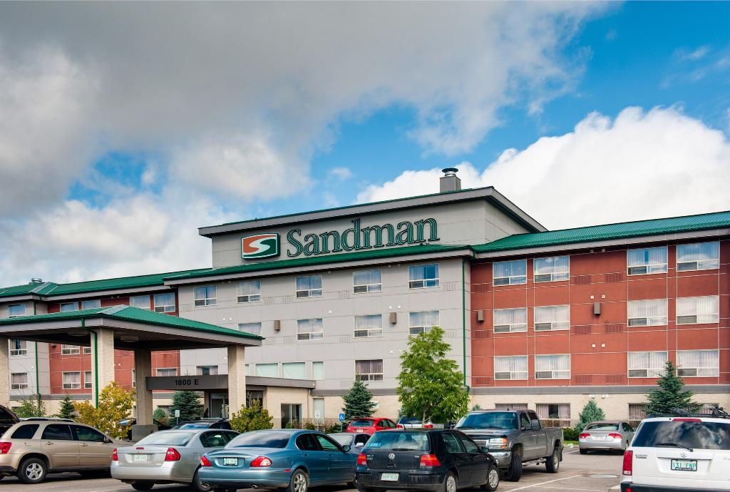 Sandman Hotel & Suites Regina