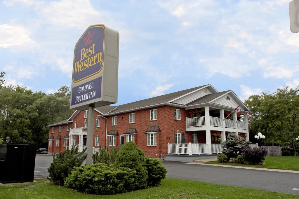 ‪BEST WESTERN Colonel Butler Inn‬