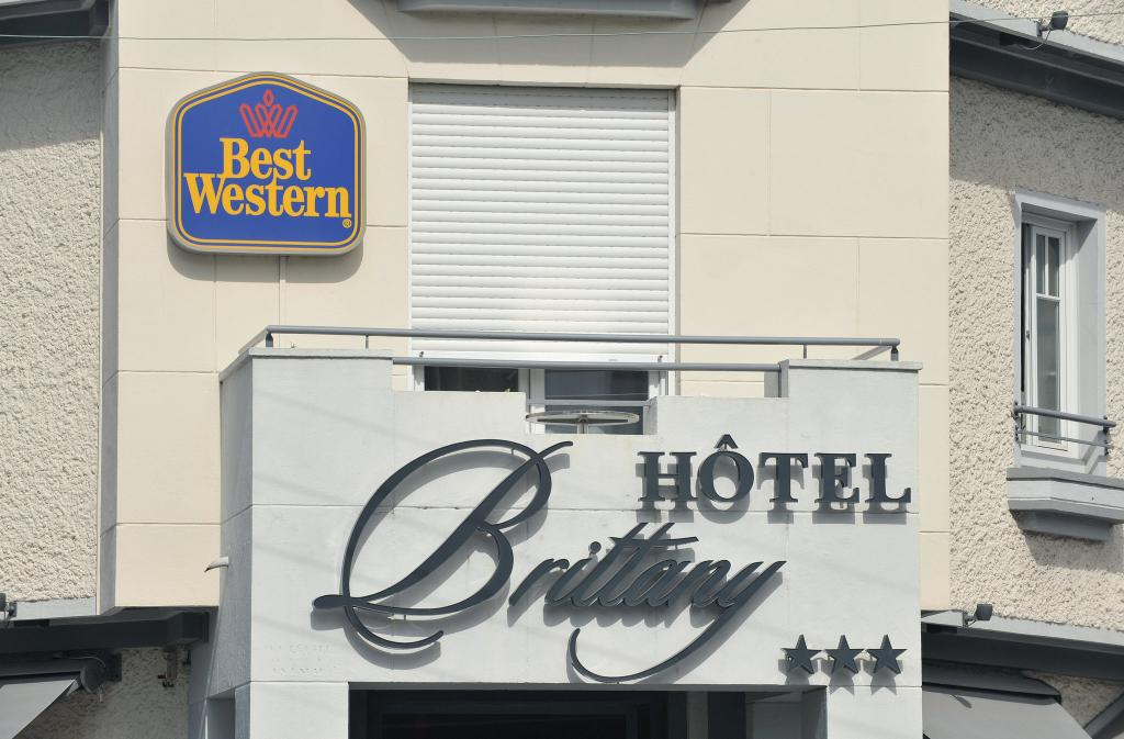 Best Western Brittany La Baule-Centre