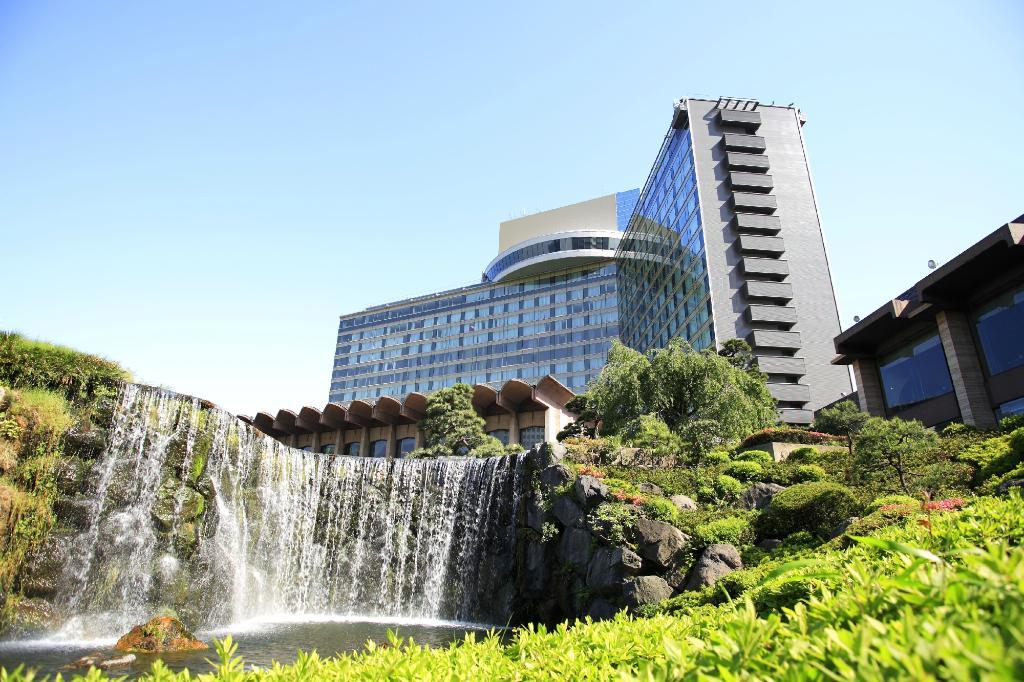 โรงแรมนิว โอตานิ โตเกียว เอ็กเซ็กคูทีฟ เฮ้าส์ เซ็น แอนด์ เดอะ เมน