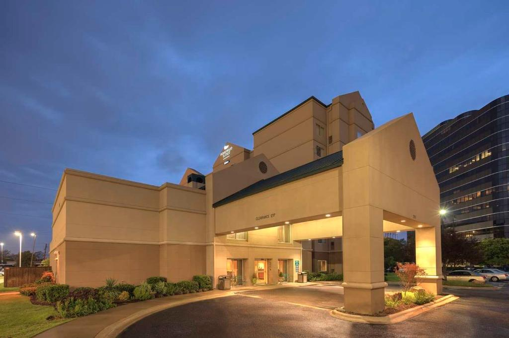 Homewood Suites Dallas-Market Center