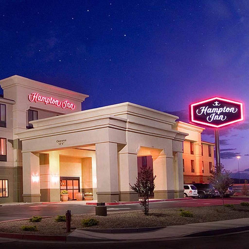 Hampton Inn Gallup-West