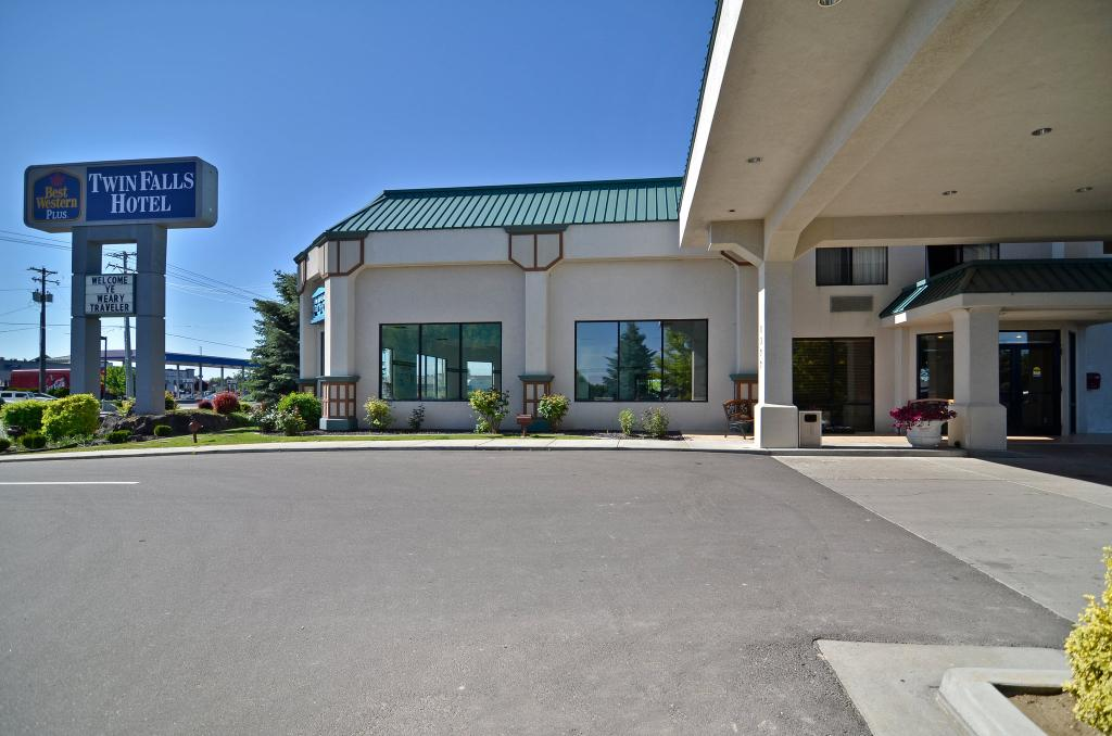 ‪BEST WESTERN PLUS Twin Falls Hotel‬