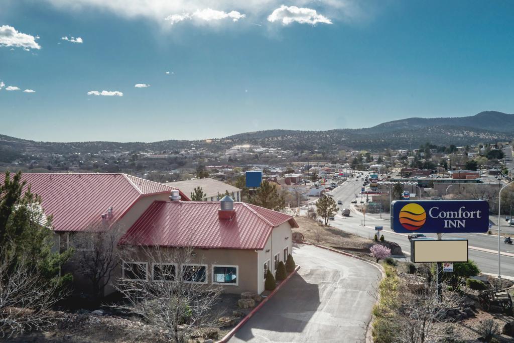 Comfort Inn Near Gila National Forest