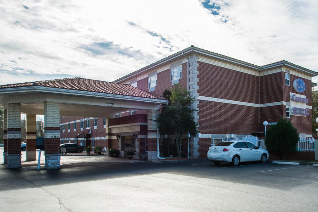 機場凱富套房飯店