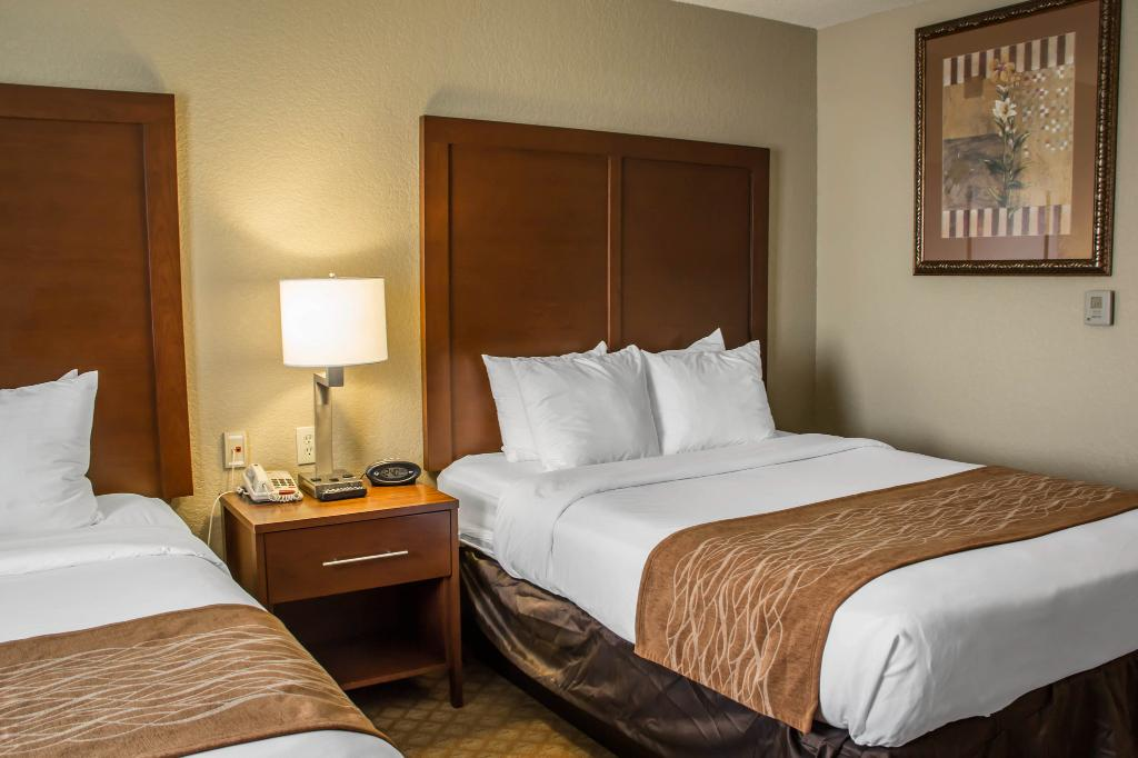 Comfort Suites Near Seaworld