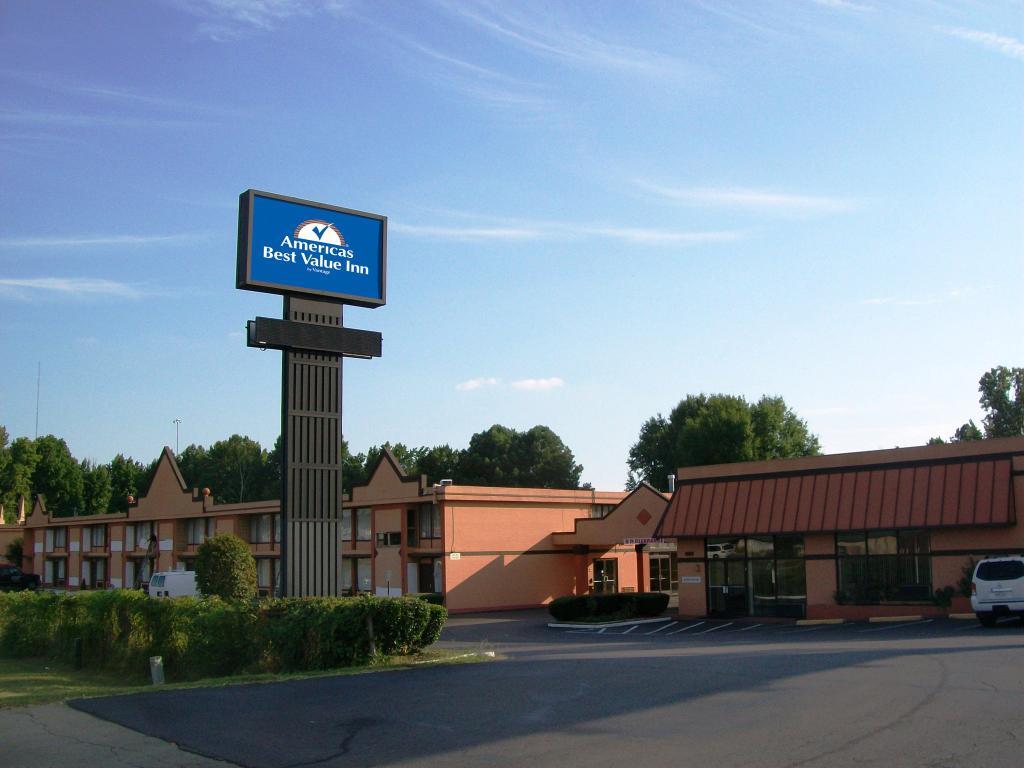 Americas Best Value Inn & Suites - Memphis East