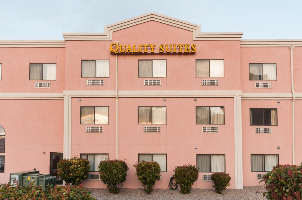Quality Suites Albuquerque - Gibson Blvd