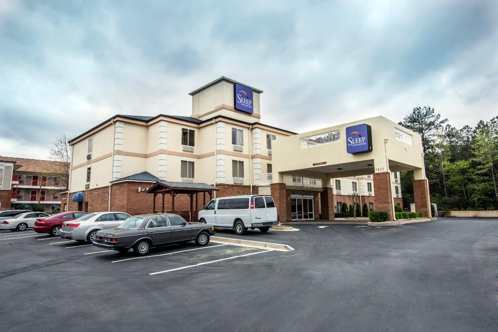 Sleep Inn & Suites Stockbridge