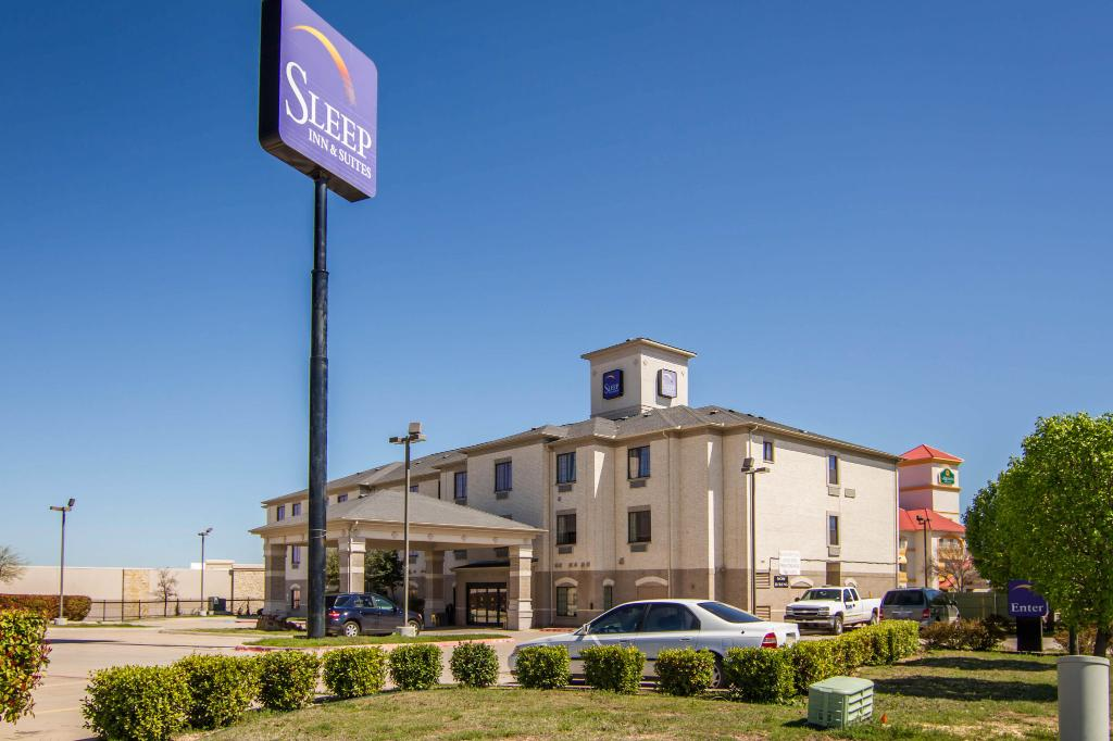 Sleep Inn & Suites Weatherford