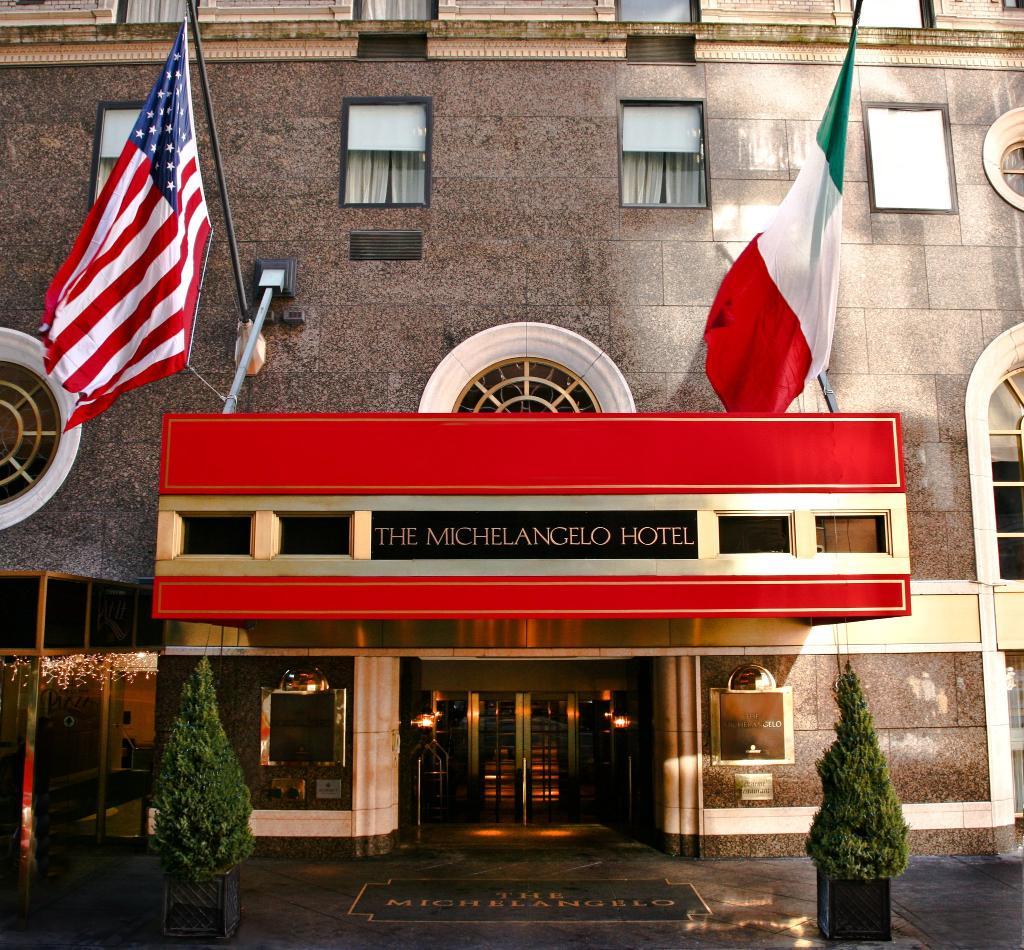 โรงแรมมิเชลันเจโลนิวยอร์ก