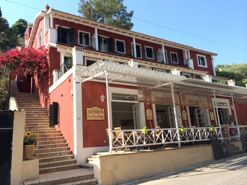 科孚薩弗羅斯飯店