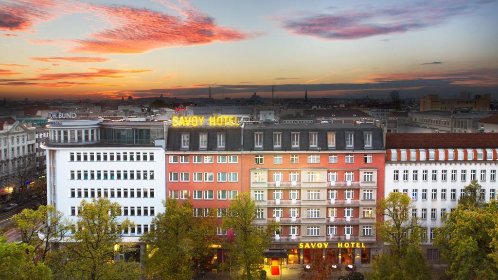 薩沃伊柏林酒店
