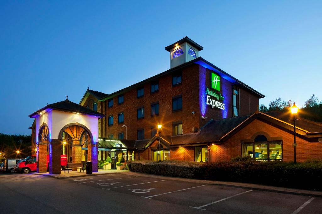 Holiday Inn Express Stafford M6 Jct. 13