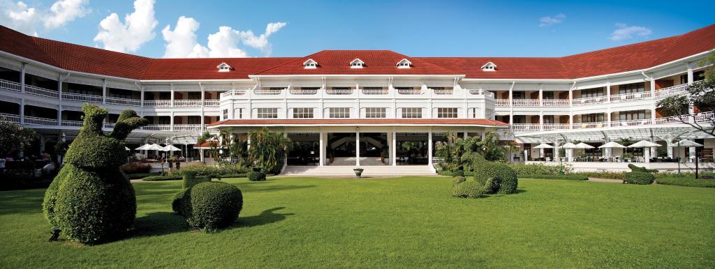 ソフィテル センタラ グランド リゾート & ヴィラズ ホアヒン