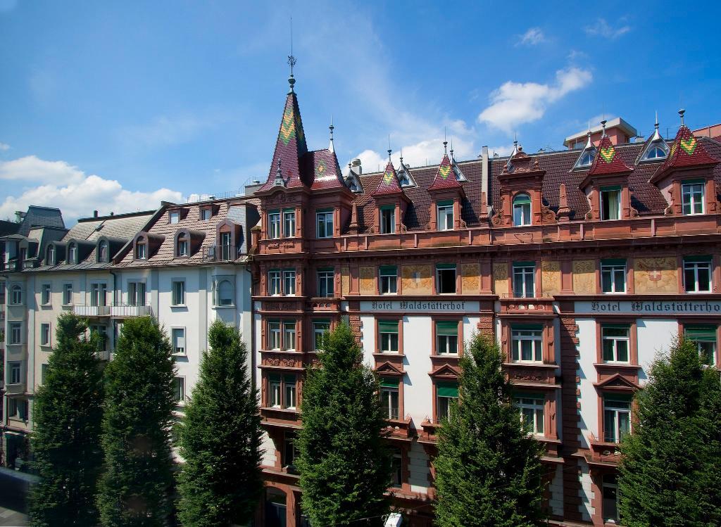 沃尔德斯塔得霍夫瑞士优质酒店