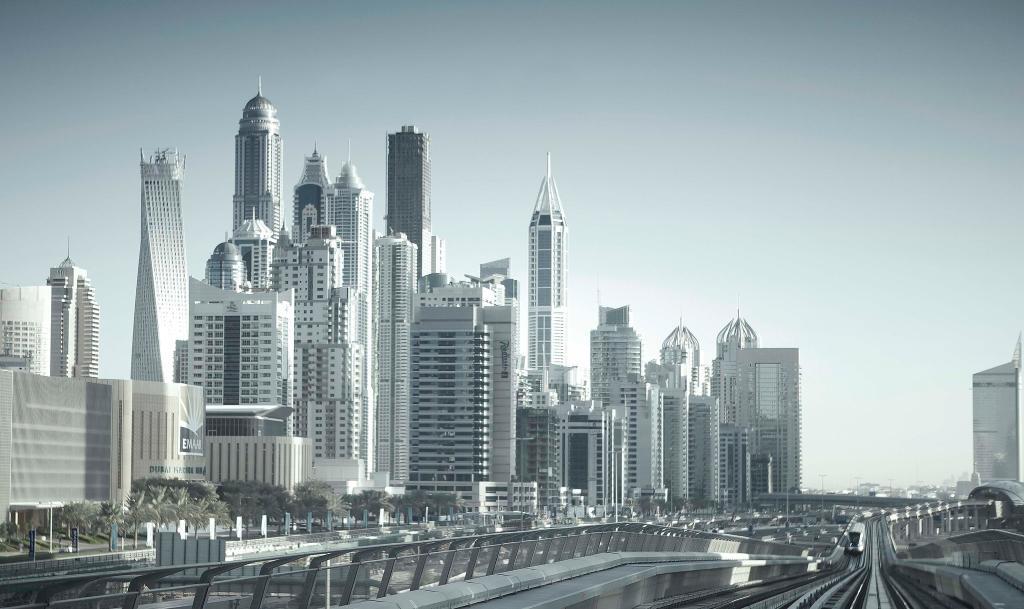迪拜碼頭雷迪森布魯酒店