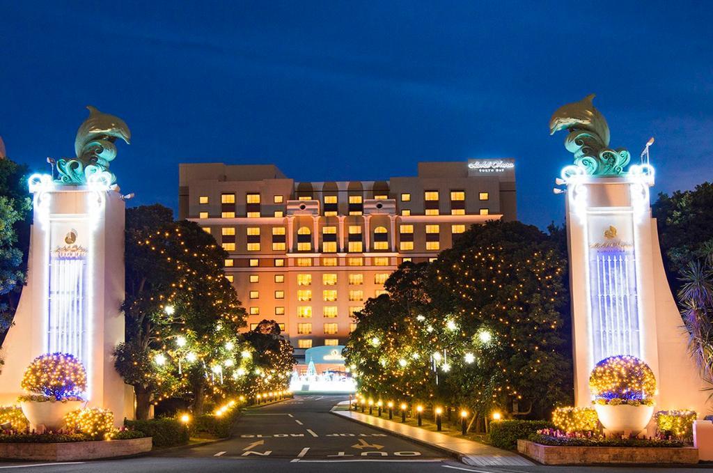โรงแรมโอกุระ โตเกียวเบย์
