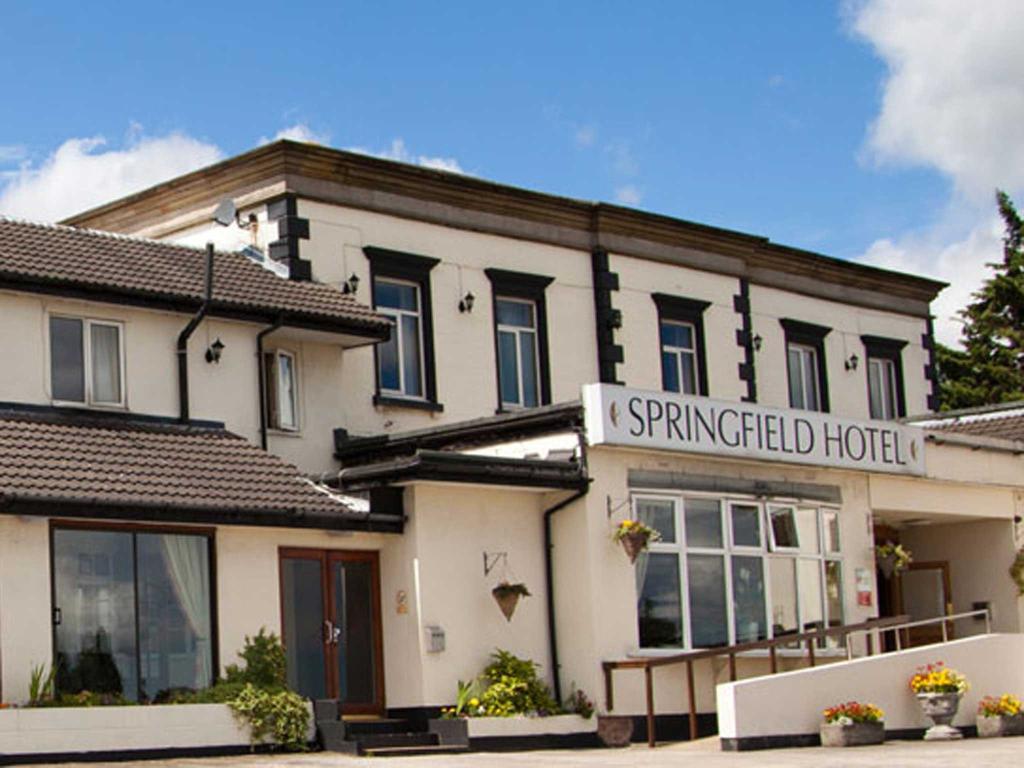 斯普林菲爾德酒店&健康俱樂部