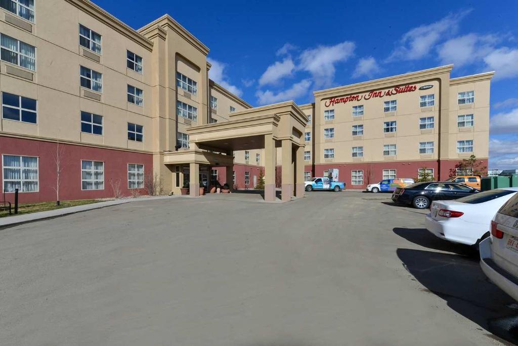 Hampton Inn & Suites Edmonton International Airport