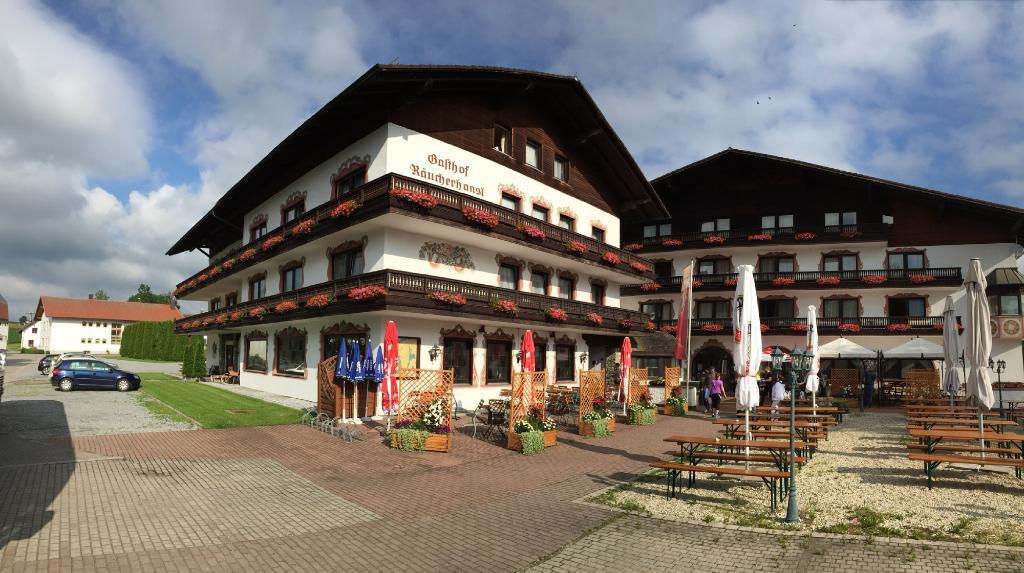 Landgasthof und Pension Raeucherhansl