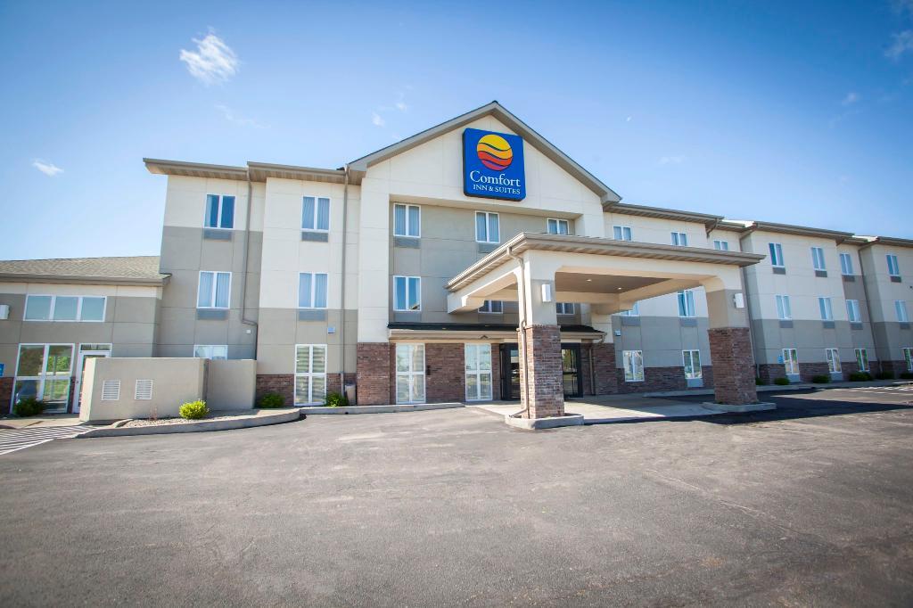 Comfort Inn & Suites Harrisonville