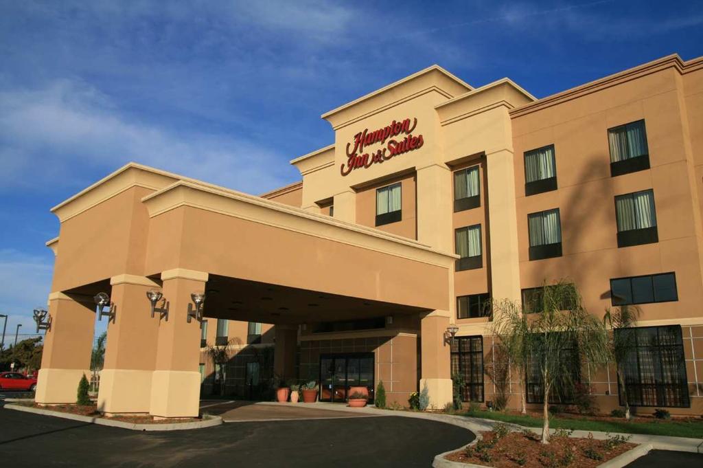 Hampton Inn & Suites Bakersfield/Hwy 58