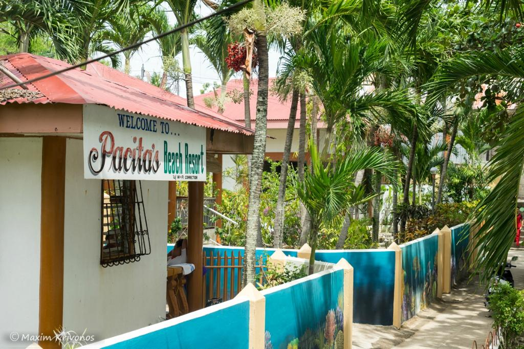 Pacita's Nipa Huts