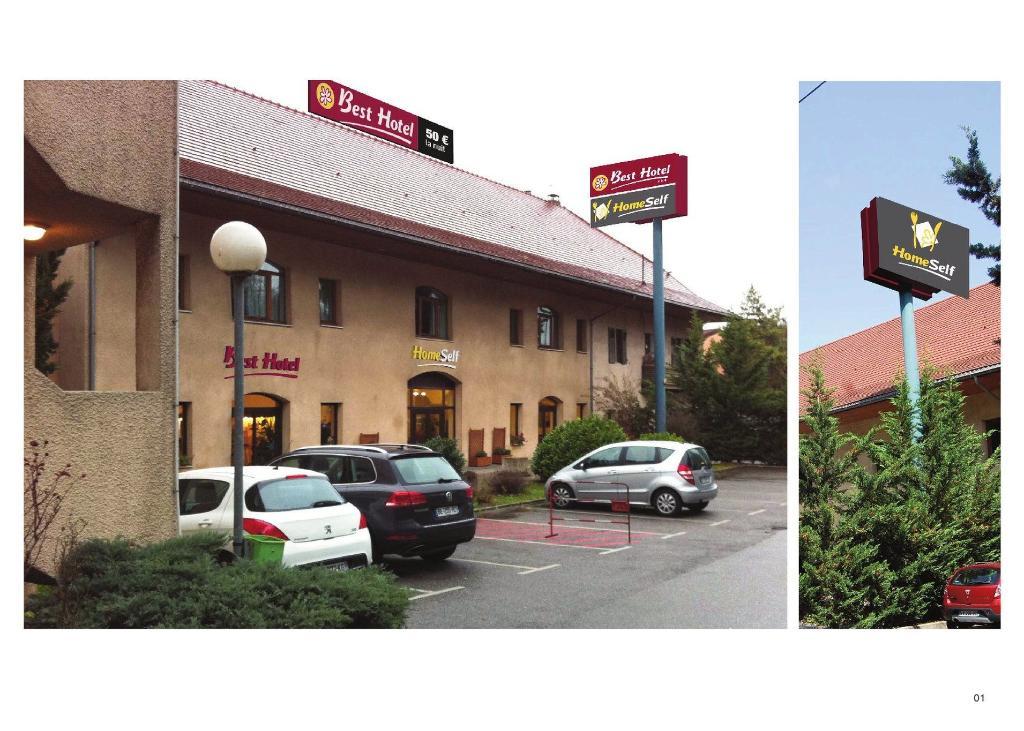 Best Hotel Annecy