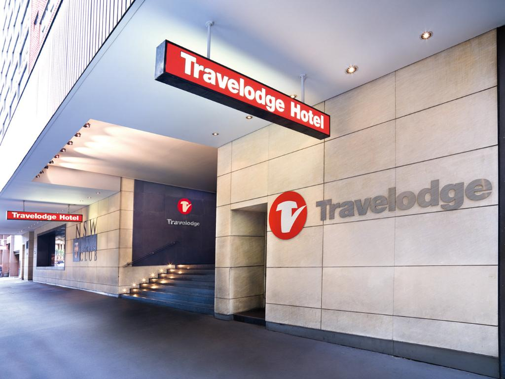 Travelodge Hotel Sydney, Phillip Street